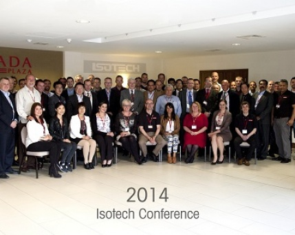 Isotech 2014 International Seminar