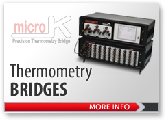 Thermometry Bridges