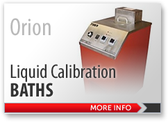Liquid Calibration Baths