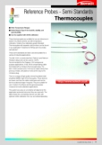 935 Series Thermocouple Datasheet